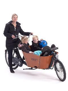 lastenfahrr der f r den kindertransport die. Black Bedroom Furniture Sets. Home Design Ideas