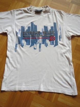 T-Shirt, Gr.36/S, Kurzarm, weiß