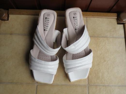 Schuhe, Pantoletten, Gr.37, neu