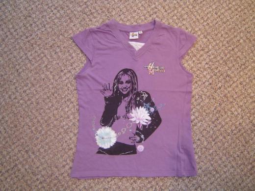 Hannah Montana Shirt Gr. 140