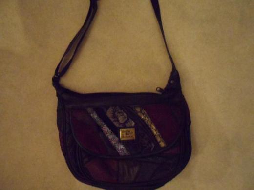 Tolle Vintage Handtasche