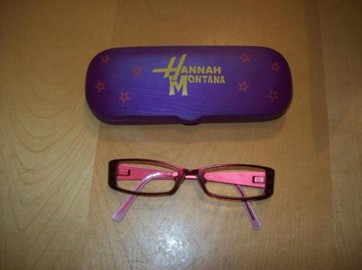 Hannah Montana Kinderbrille