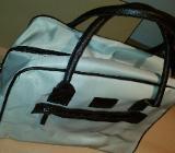 """Handtasche Damen Stoff beige """" NEU """" - Verden (Aller)"""