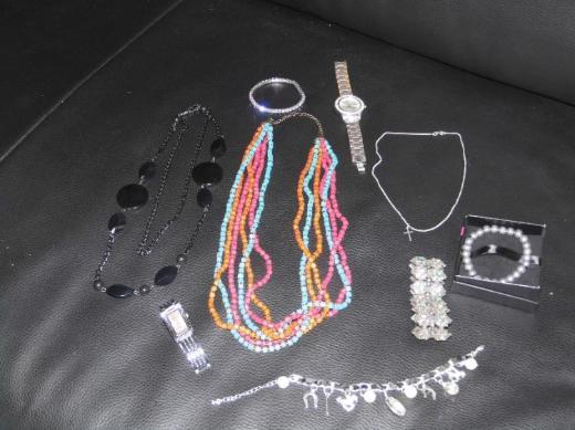 Ketten Silber Modeschmuck Uhren Armbänder