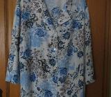 Bluse, Gr.50/XL, 3/4 Arm, Mona - Essen