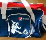 Pepsi Cola Sporttasche - Plettenberg
