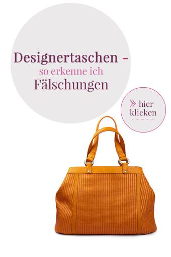 Designertaschen Fälschungen erkennen