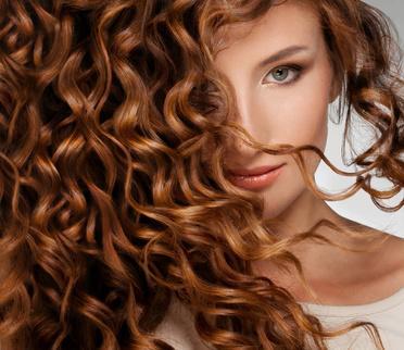 Hellbraune haare orange farben