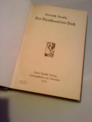 Der Mensch und sein Buch - Bremervörde