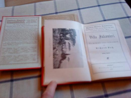 Villa Falconieri in 2 Bänden - Bremervörde