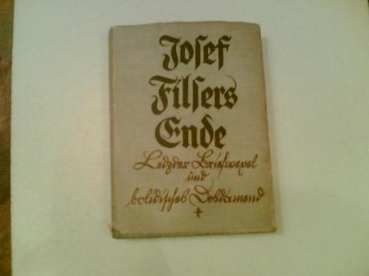 Josef Filsers Ende - Bremervörde