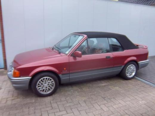 Ford Escord XR 3 Cabrio - Oldenburg (Oldenburg) Kreyenbrück