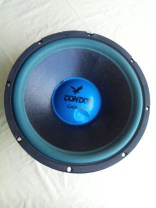 Tieftöner Condor SW 30 / 72130, 400Watt, 4 Ohm - Verden (Aller)