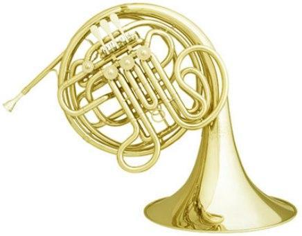 Meister Hans Hoyer 7802 Profiklasse - Doppelhorn. Ausstellungsinstrument - Bremen Mitte