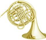 Meister Hans Hoyer 7802 Profiklasse - Doppelhorn. Ausstellungsinstrument