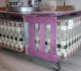 Tische aus Obstkisten/Weinkisten bei STEHhübsch in Bremen - Bremen