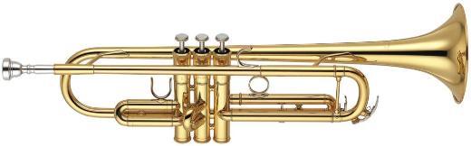 Yamaha B -Trompete, Profiklasse - Modell YTR 6345 G, Made in Japan. Neu inkl. Mundstück und Koffer - Bremen Mitte