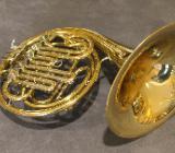 Meister Hans Hoyer Bb / F Waldhorn / Doppelhorn mit 5 Ventilen inkl. Koffer - Bremen Mitte