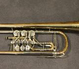 Meister Martin Peter Konzert - Trompete. Goldmessing und Neusilber mit Trigger