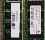 Aeneon 512MB PC2700 DDR-333MHz non-ECC Unbuffered CL2.5 200-Pin S0DIMM Memory - Oyten