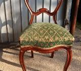 3 Antike Stühle zum Aufarbeiten - Bremervörde