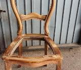 2 Antike Stühle zum Aufarbeiten - Bremervörde