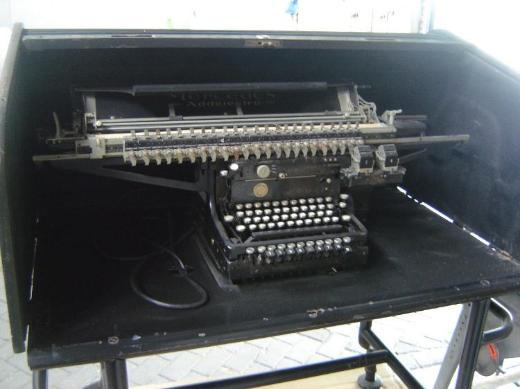 Notar Maschine - Wilhelmshaven