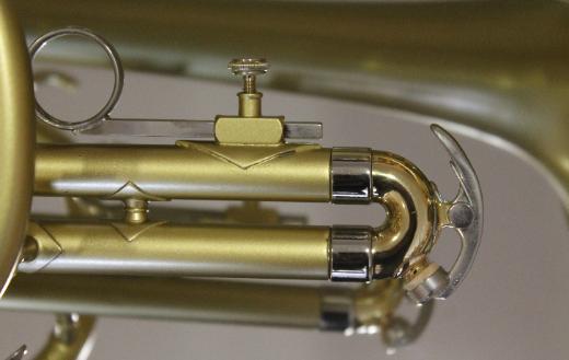 Bach / Selmer B - Kornett Einzelanfertigung, seidenmatt - Bremen Mitte
