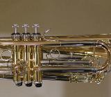 Kühnl & Hoyer Sella G Trompete in B mit deutschen Wasserklappen. Neuware