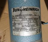 Antrieb Lenkung für Jungheinrich Niederflurhubwagen / Ameise - Wagenfeld