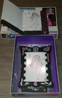 Monster High Modeprojektor - Verden (Aller)