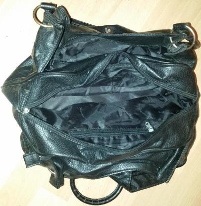 4 Stück große Leder Hand- Umhängetaschen von Gabor, Hernan ect. - Verden (Aller)