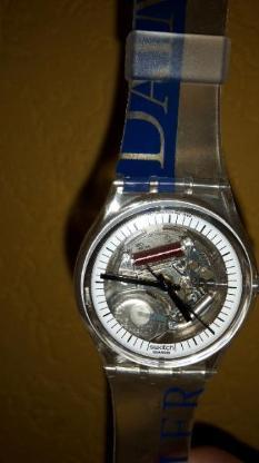 Limitierte Uhr Daimler-Chrysler - Bremen