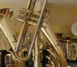 King Cleveland Superior Gillespie B - Trompete U.S.A.
