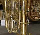 V. F. Cerveny Front Aktion B - Tuba Mod. 4993-4F, Neuware inkl. Rollenkoffer