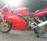 Verkaufe Ducati 750 ss ie - Osterholz-Scharmbeck