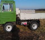 Multicar M24/25 Ballonreifen und Felgen Genial ein muss für jeden!!! - Bremen