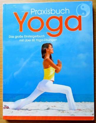 Praxisbuch YOGA, Einsteigerbuch mit über 65 Übungen, neu in Folie! - Diepholz