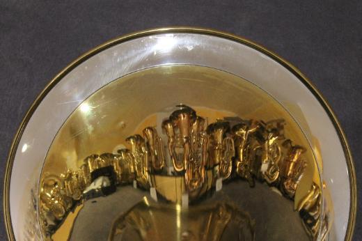 Musica Es Althorn in Waldhorn - Form mit Neusilberkranz - Bremen Mitte