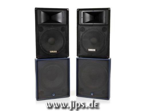 DJ Musikanlage Party PA Boxen mieten Bremen - Bremen
