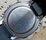 """Geonaute"" Alarm-Chrono, 5 ATM, Multifunktion, Kautschuk-Armband - Zustand echt gut! - Diepholz"