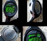 Marken-Alarm-Chrono, 5 ATM, Multifunktion, Kautschuk-Armband - Zustand echt gut! - Diepholz