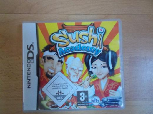 """Nintendo Ds / Dsi Spiel """" Sushi Academy  """" wie NEU ! - Edewecht"""
