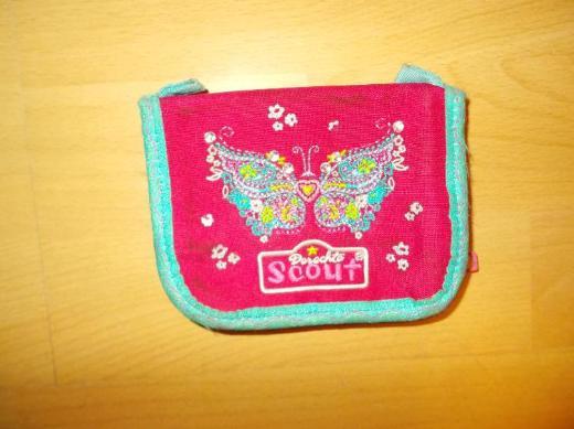 """Scout Schulranzenset 3 Teilig Easy II """" Schmetterling """"+ ZUGABE ! - Edewecht"""