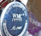 """Gepflegte """"WMC"""" Edelstahl-Armbanduhr mit Flexo-Armband, ansehen! - Diepholz"""