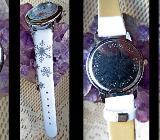 Mädchen-Armbanduhr, verstellbares Armband, neue Batterie - Neuwertig! - Diepholz