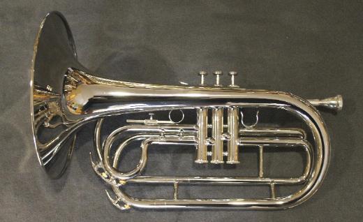 Weril Trombonito / Bb - Mellophon mit Trompetenschaft - Bremen Mitte