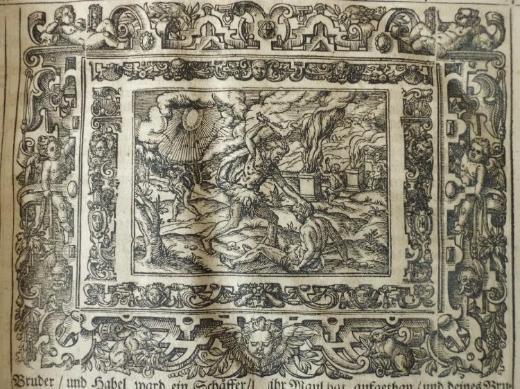 Lutherbibel von 1695 - Bremen