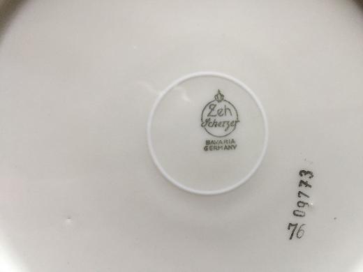 Omas Marken Kaffeegeschirr-Set aus den 50er Jahren - fast Antik - Bremen