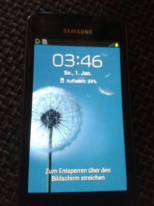 Samsung Galaxy S Advance - Damme